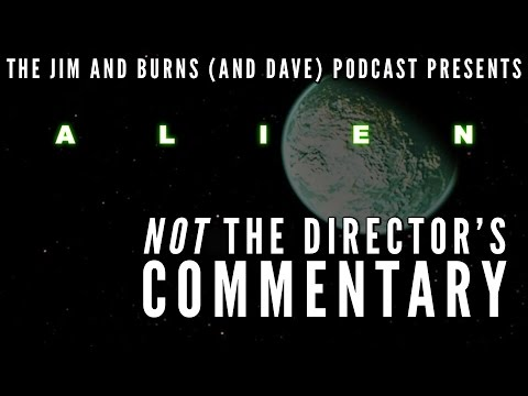 Alien (1979 theatrical cut) Fan Commentary - Not The Director's Cut
