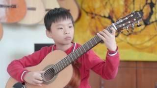 Tự Linh: Carulli 18 & Romance (Bartolli) - Guitar Solo