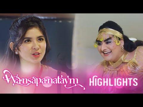Wansapanataym: Gelli wishes everyone forgets she was ugly