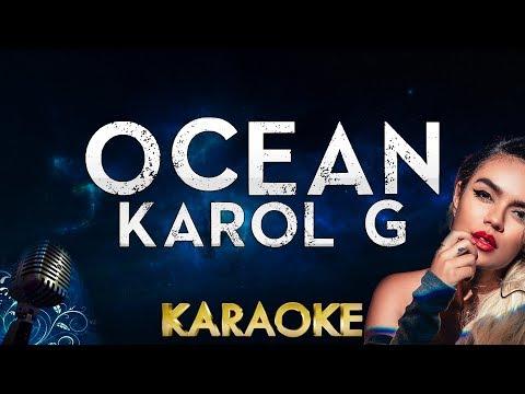 Karol G - Ocean Karaoke Instrumental