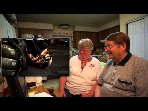 Parents React to X-Rays, Brutalities, etc from Mortal Kombat X