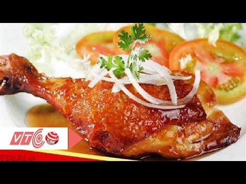 Thơm phức thịt gà chiên mắm | VTC