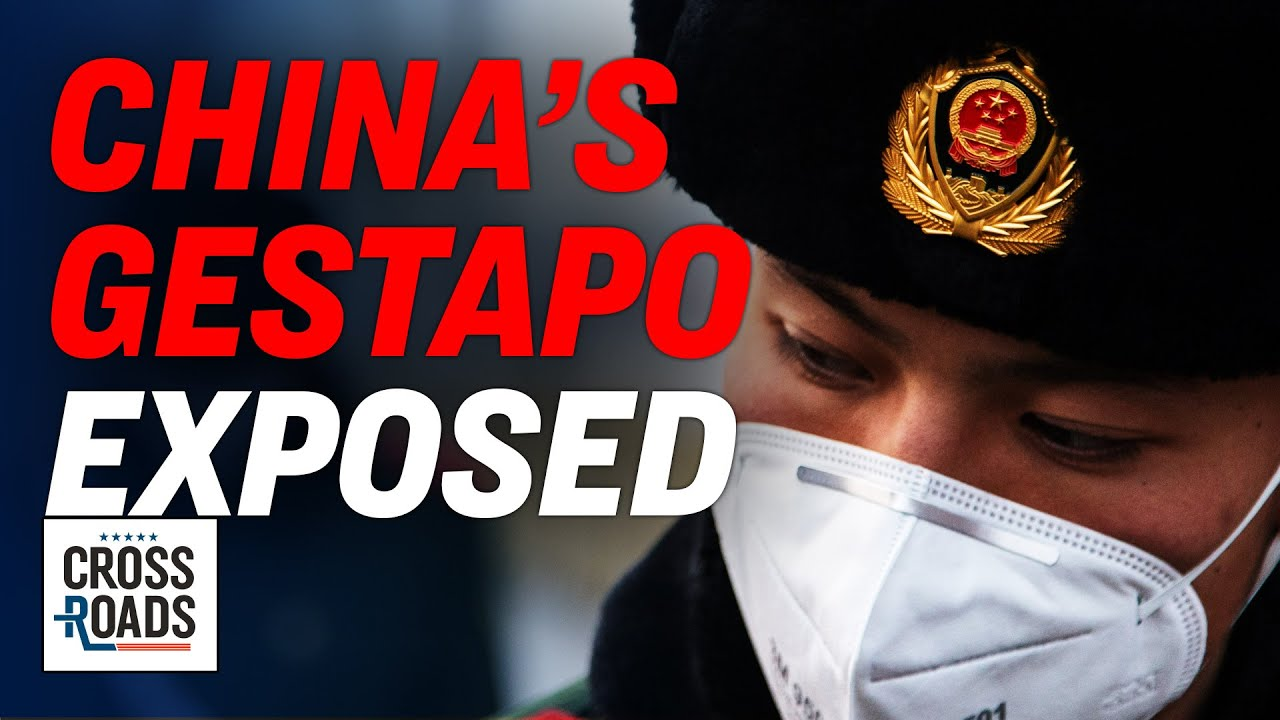 """Exclusive:China's Gestapo"""" Exposed in Leaked Document; China tech companies threat national security"""