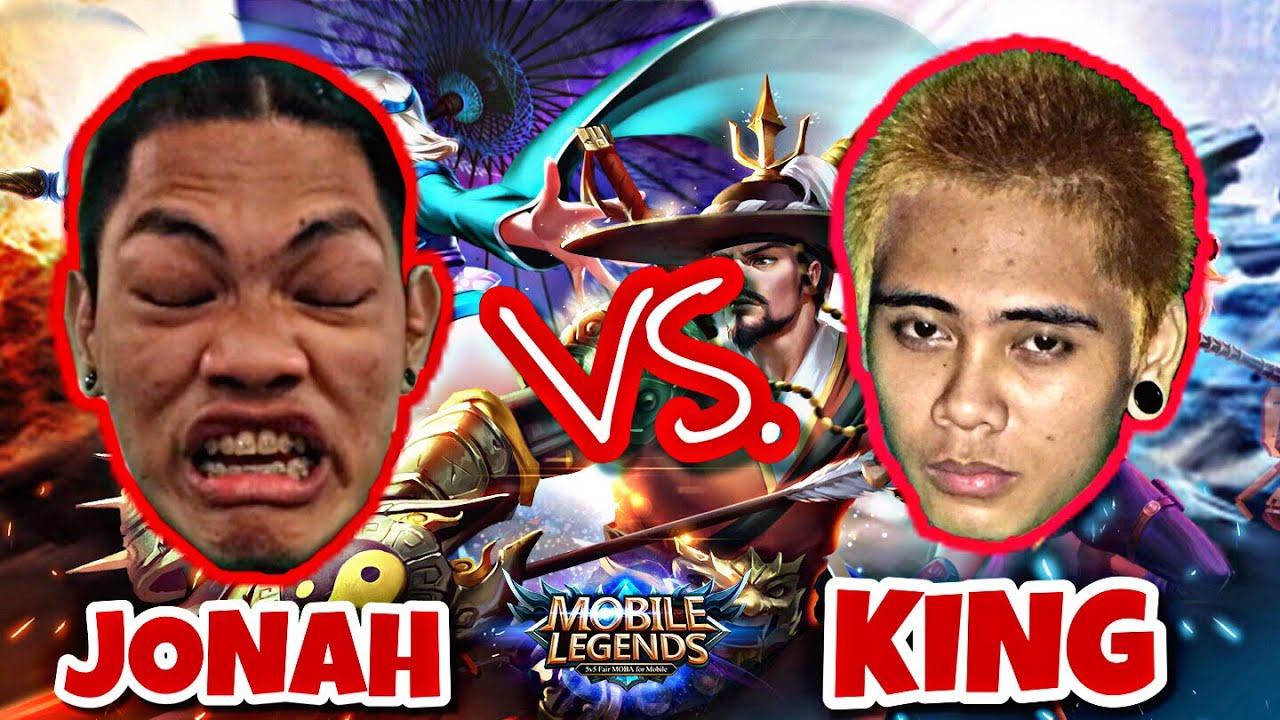JONAH VS. KING (MOBILE LEGENDS TOURNAMENT)