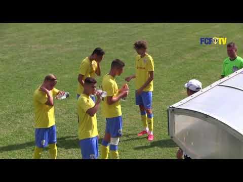 *FCPTV* FC Petrolul Ploiești U19 – Liceul Tehnologic Sf. Pantelimon București 15-0 (8-0) Rezumat
