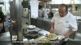 M6 100mag Gilles Goujon Auberge du Vieux Puits à Fontjoncouse Aude