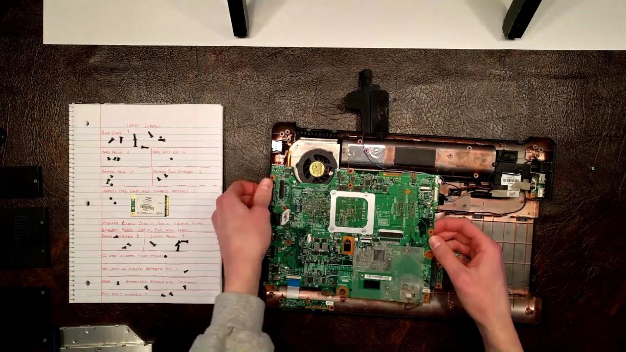 hp g60 laptop disassembly teardown youtube rh youtube com hp g60 disassembly guide pdf HP G60 Charger