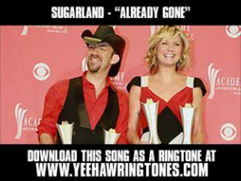 Sugarland - Already Gone [ New Video + Lyrics + Download ]