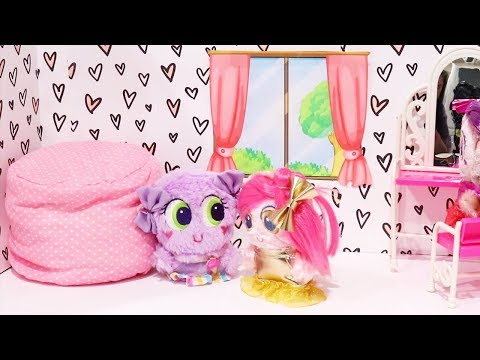 Fuzzy Nerlie Babies ! Toys and Dolls Pretend Play Fun for Kids with New Frosties   SWTAD