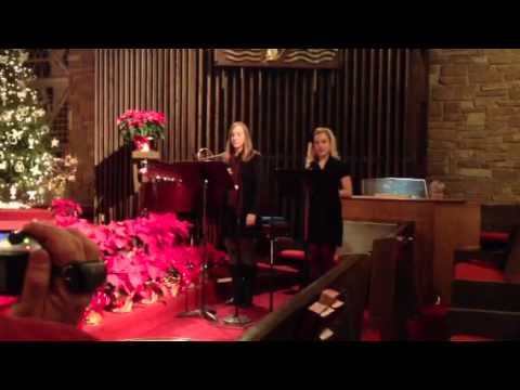 Christmas Eve duet