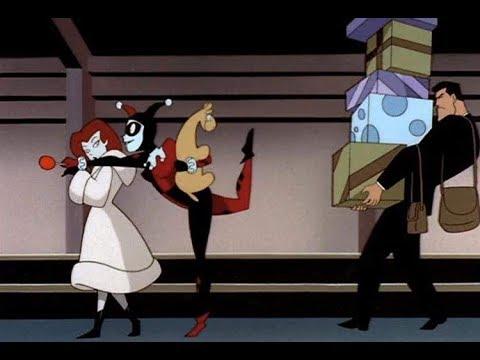 Arlequina e Hera gastando o dinheiro do Batman (Batman ...