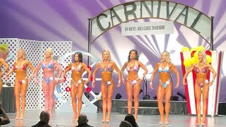 40 Year Old Mom of 4 Competes at Figure