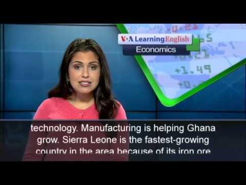 Economists Are Hopeful About Africa's Economy