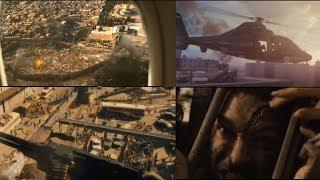 World War PG: Every scene cut from World War Z to make it PG-13 (Gore/Blood/Horror)