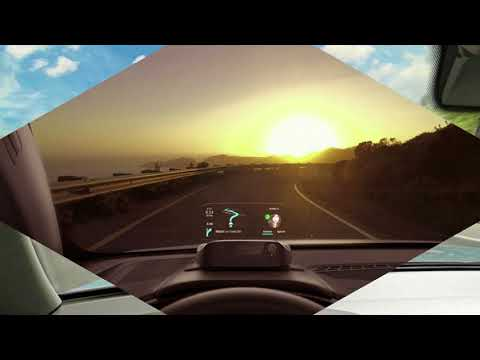 LOOK THIS!!! More head up displays are coming to a dashboard near you