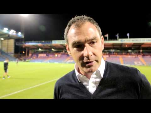 INTERVIEW | Paul Clement Post Portsmouth (A)