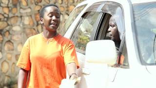 Parking fee. Kansiime Anne. African comedy.