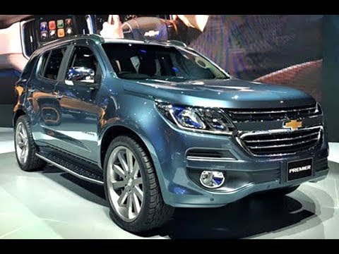 Review Chevrolet Trailblazer 2.5 LTZ 4x2 Facelift Tahun 2017 & Review Chevrolet Trailblazer 2.5 LTZ 4x2 Facelift Tahun 2017 - YouTube
