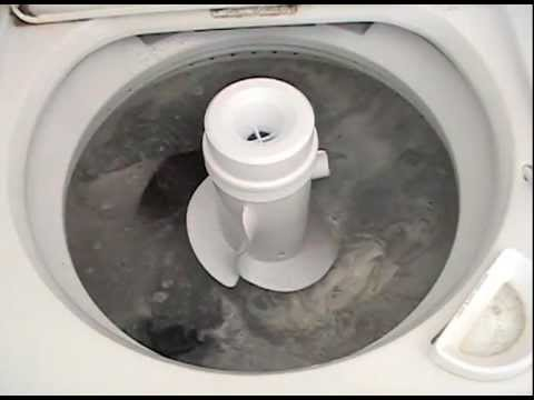 1990 whirlpool washing machine permanent press cycle youtube. Black Bedroom Furniture Sets. Home Design Ideas