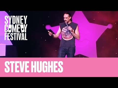 Steve Hughes - Sydney Comedy Festival 2010 Gala