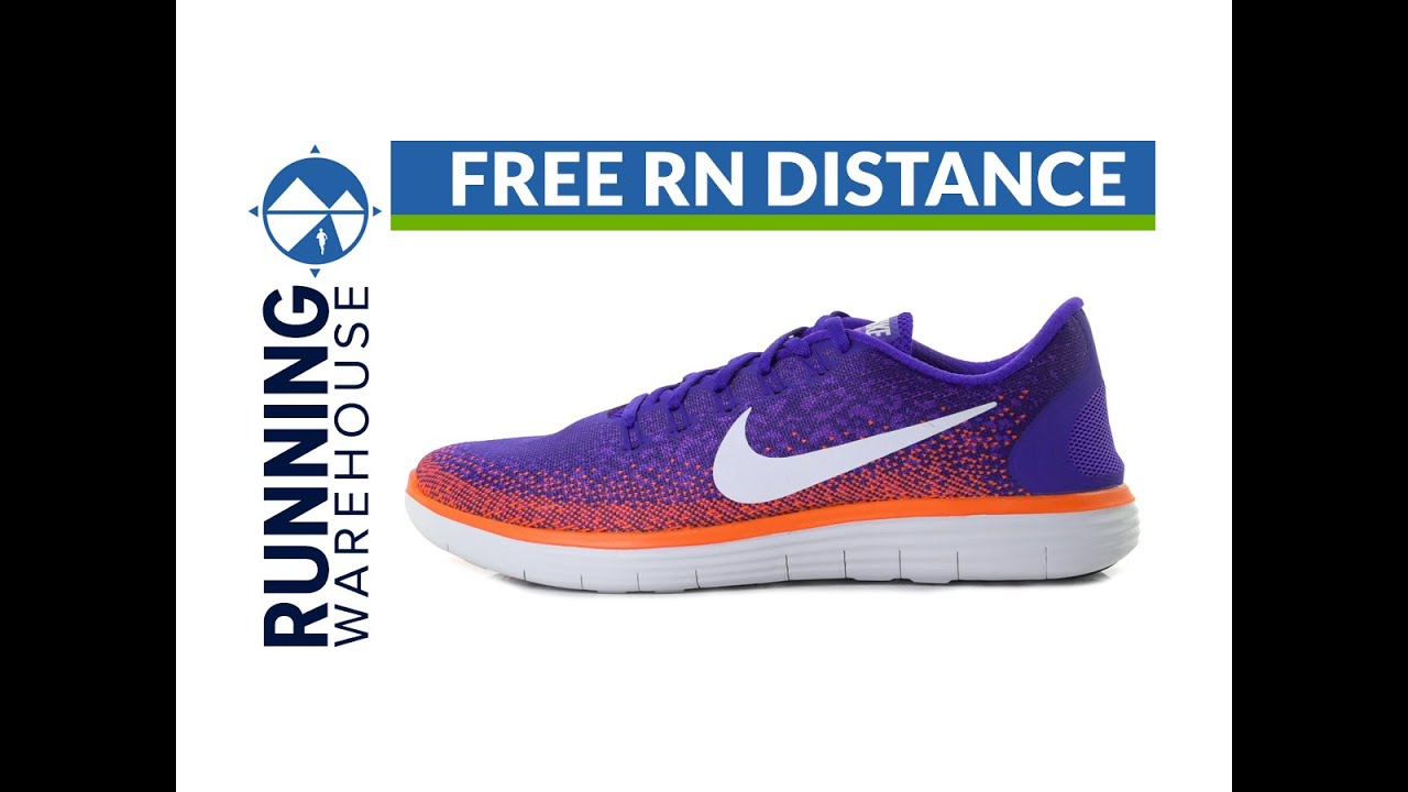 Free Rn Distance