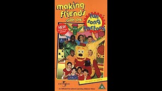 Making Friends with the Fun Song Factory - [VHS] - (1999)