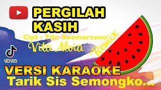 Dj Remix Vita Alvia Pergilah Kasih Kejarlah Selingkuhanmu Cover Karaoke Versi