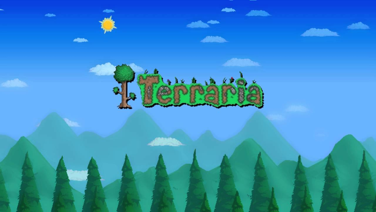 how to get terraria to run in the background