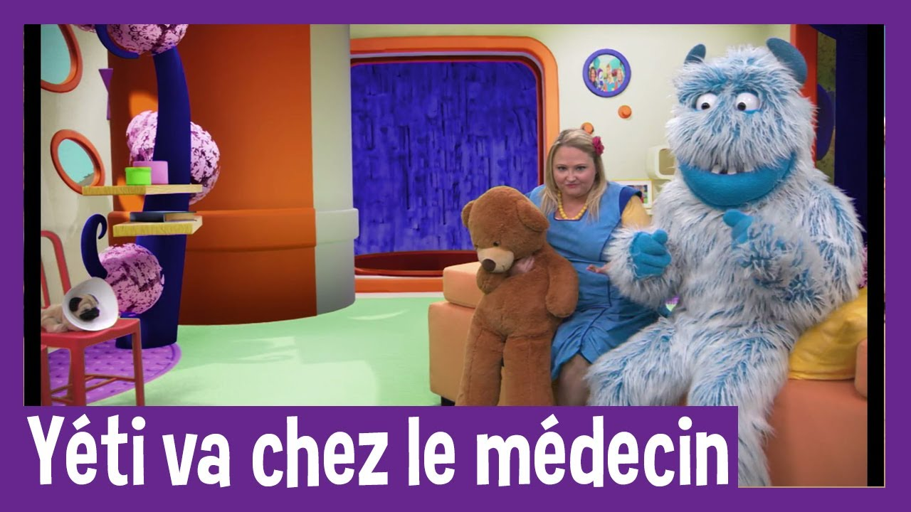 Download Série enfance - MINIVERS  - Yéti va chez le médecin