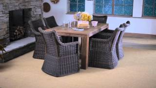 Patio Furniture That Can Be Used Indoors And Outdoors - Allen + Roth
