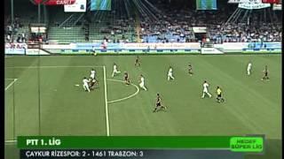 Rizespor - 1461 Trabzon maçı