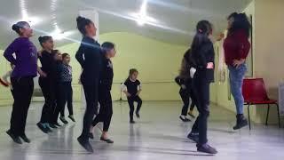 Dance Training,Обучение Народным Танцам