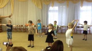 2012 12 14 - Никита открытый урок по ритмике