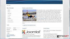 40 - Il menu Contenuti - Impiego del Bootstrap in Joomla! 2.5