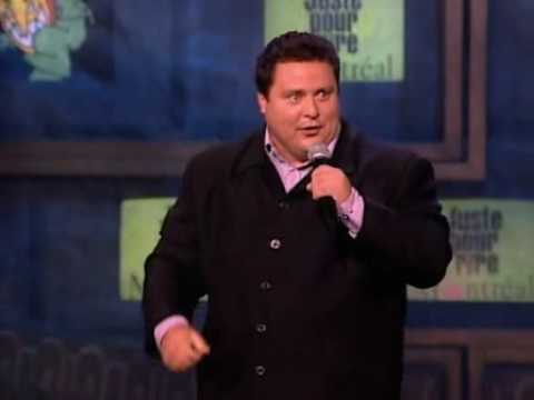 Sean Cullen at Just For Laughs