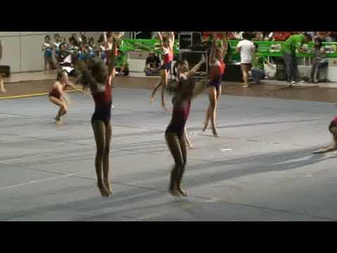 The Big Show - Poca's Group (CGP Gymnasts)