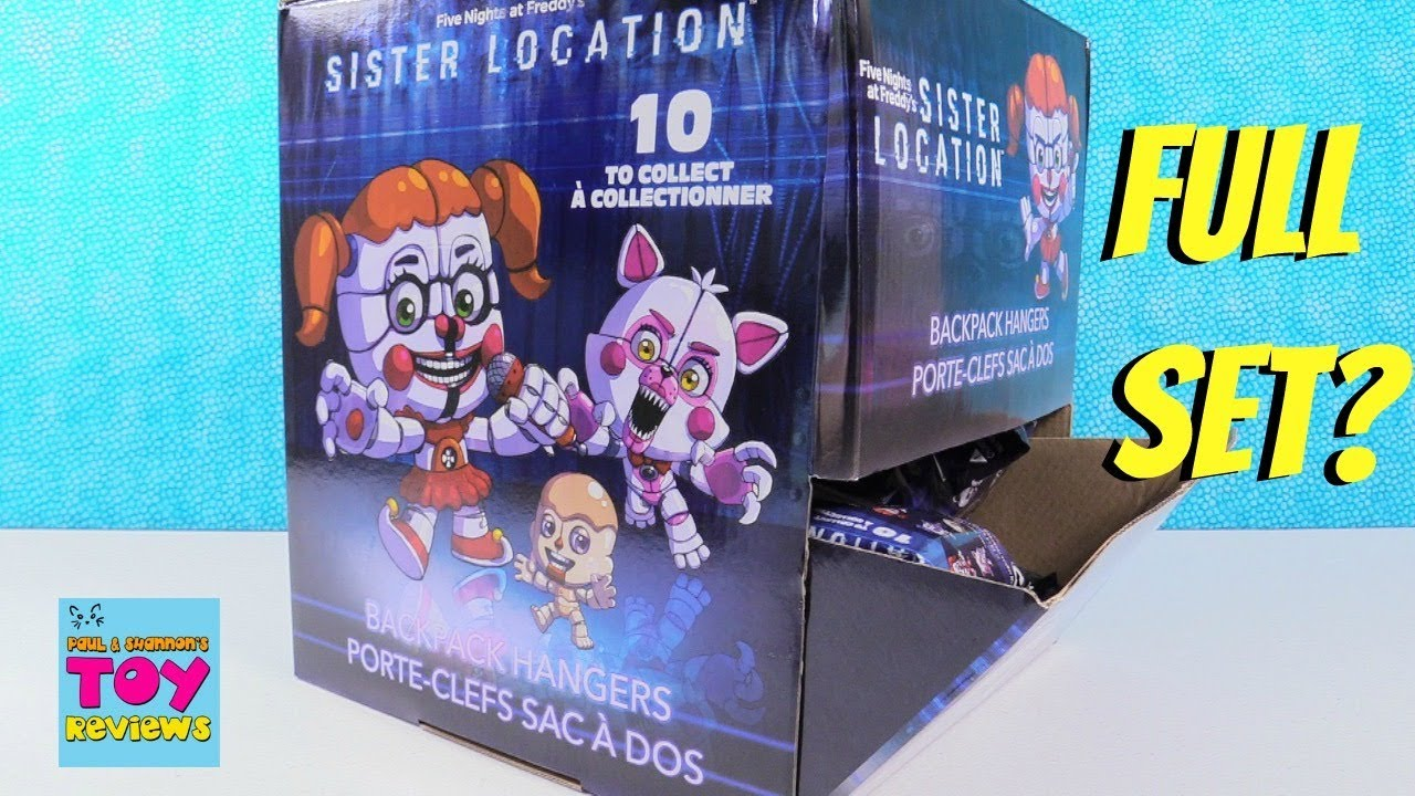 sister location five nights