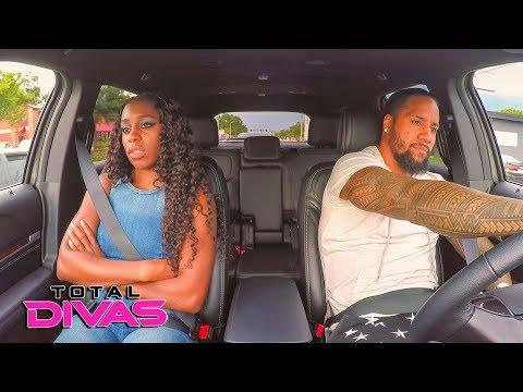 Jimmy Uso responds to Naomi losing her wedding ring: Total Divas Preview Clip, Nov. 28, 2018