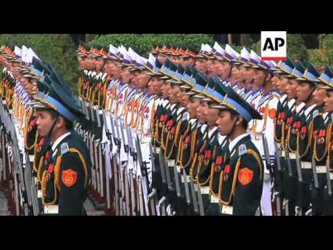 Thai Prime Minister Shinawatra visits Vietnam