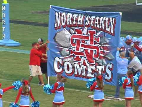 North Stanly VS Chatham Central High School 9-29-17