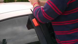 Dodge Stratus 2002 Lock Out Solution. Unlocking the door when you locked your keys in the car