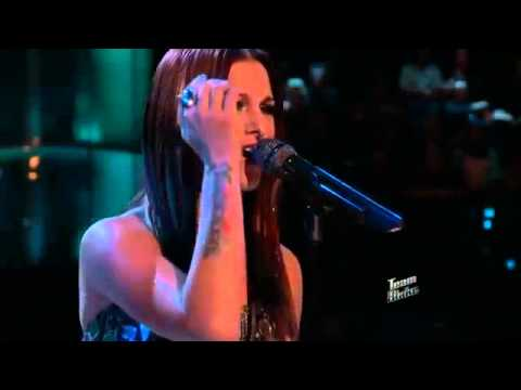 Cassadee Pope Over You - The Voice