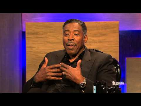 Ernie Hudson Talks 'Ghostbusters' Super  & New TV Movie 'To Hell and Back'