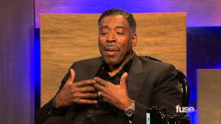 Ernie Hudson Talks 'Ghostbusters' Super Fans & New TV Movie 'To Hell and Back'