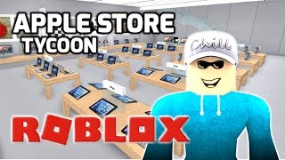 COLLECTING THAT CASH | Apple Store Tycoon | Lets Play Roblox Episode 19