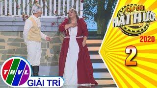 Cặp đôi hài hước Mùa 3-Tập 2: Romeo – Juliet và chuyện không có thật –Thạch Thảo, Samuel An Huỳnh