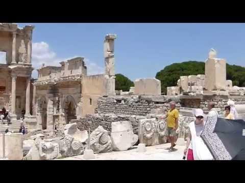 Ephesus, Turkey - A guided tour