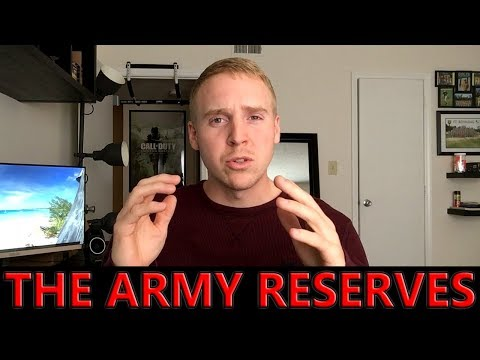 The Army Reserves | My 2.5 Year Experience Review