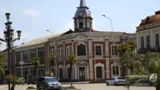 видео Отдых в отеле «Вилла Виктория» на курорте Гудаута (Абхазия), официальный сайт туристической компании.