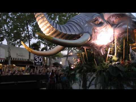 Mardi Gras, Universal Studios Florida, Universal Orlando, (HD 1080p)